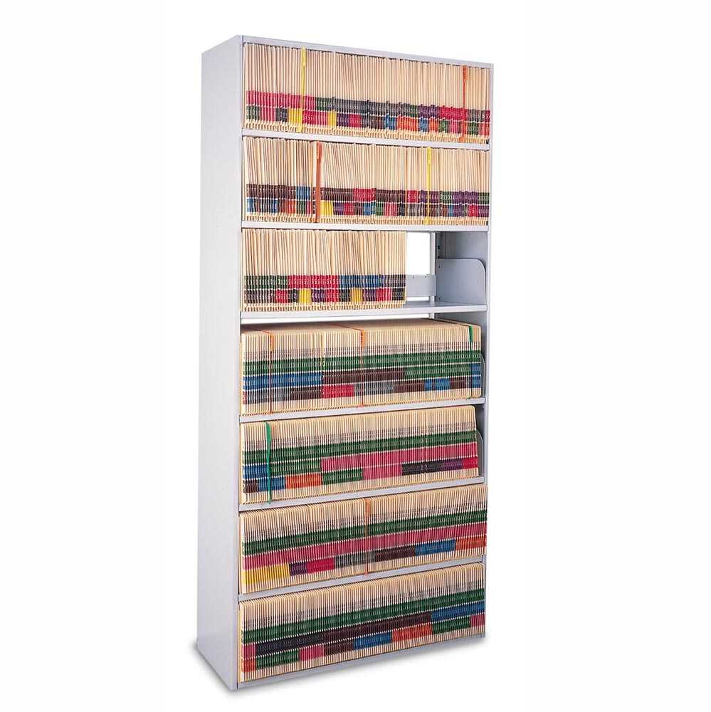 Tiered Shelves For Cabinets Medical Shelving And File Cabinets Dew Filing Storage
