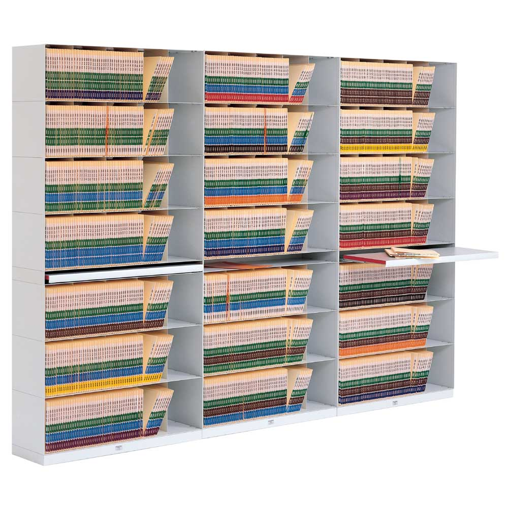 Jeter SuperStax Medical Shelving