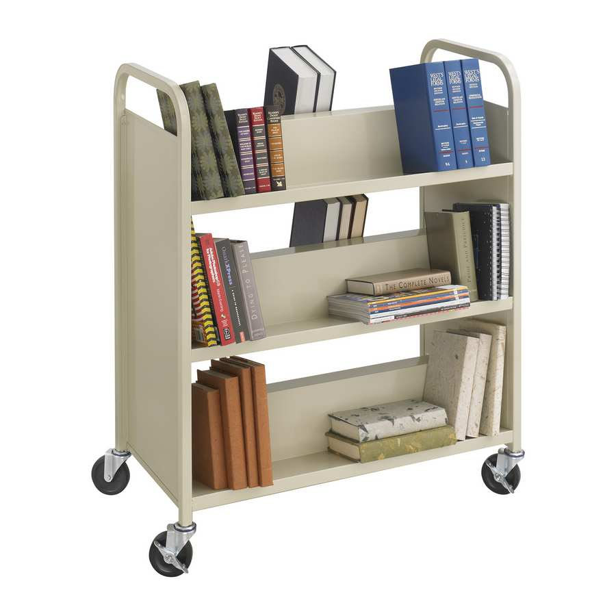 Book and Utility Carts