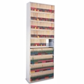 "97""H 9-Tier Medical Shelving (Legal Size)"