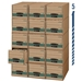 Recycled Stor/Drawer Steel Plus LETTER Storage Drawers, Carton of 6 - F1231101