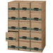 Recycled Stor/Drawer Steel Plus LEGAL Storage Drawers, Carton of 6 - F1231201