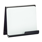 Wave Desktop Whiteboard & Magnetic Document Stand