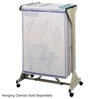Mobile Plan Center 5060 Mobile blueprint storage; Mobile engineer drawing storage; Blueprint storage; Engineering storage; Map storage; Office furniture; Art drawing storage; Art drawing file; Engineer drawing storage; Blueprint organization; Art organization; Engineer drawing organization; Large document storage; Large document organization; Art and engineering storage; Art and engineering organization