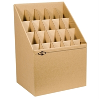 ARF20 : Alvin Upright Roll File - 20 Compartment
