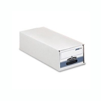 Stor-Drawer Steel Plus 5X8 Storage Drawers, Carton of 12