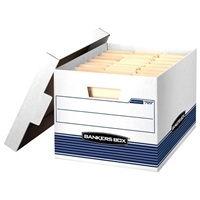 Stor/File Storage Boxes - Letter/Legal, Carton of 12