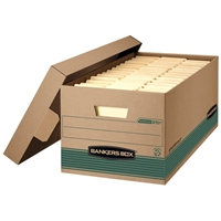 Recycled Stor/File - Letter, Carton of 12