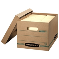 Recycled Stor/File - LETTER/LEGAL, Carton of 12