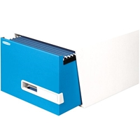 "18""D Stor/Drawer Premier - Legal, Blue, Carton of 5"