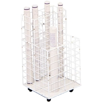 3084 : safco Wire Roll Files 4 Compartments