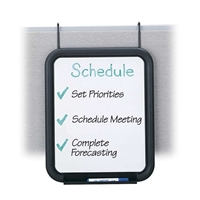 4158CH : Safco PanelMate Dry-Erase Markerboard