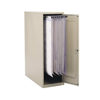 5041 : safco Large Vertical Filing Cabinet