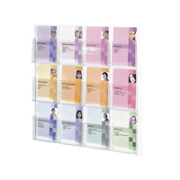 5610CL : Safco Reveal 12 Booklet Display